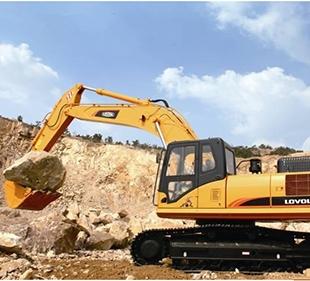 挖掘机全能技术班