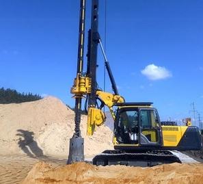 旋挖钻机培训